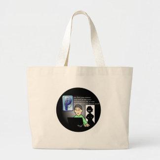 Peter Peter Tote Bags