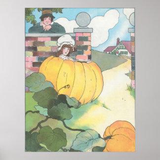 Peter, Peter, pumpkin-eater, Poster