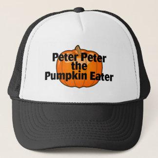 Peter Peter The Pumpkin Eater Trucker Hat