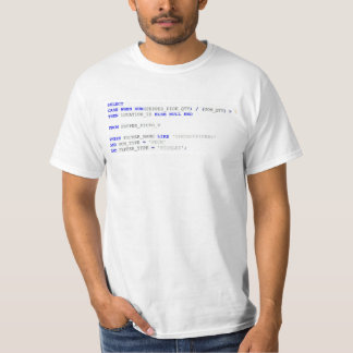 Peter Piper SQL T-Shirt