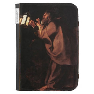 Peter Rubens- Descent from the Cross Kindle Keyboard Cases