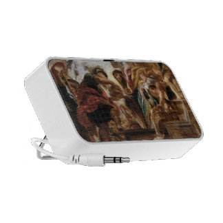 Peter Rubens- Meeting of Abraham and Melchisedek Portable Speaker