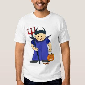 Peter the Blue Devil T-shirt