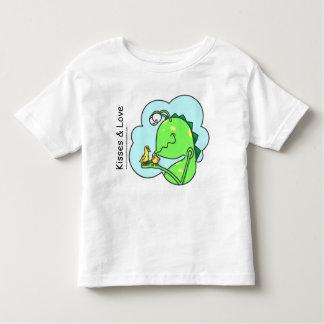 Peter & the Closet Monster, kisses & love Toddler T-Shirt