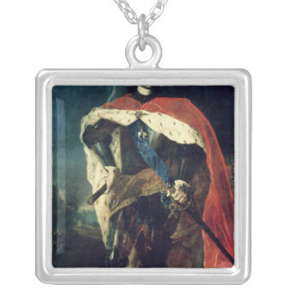 Peter the Great Silver Plated Necklace