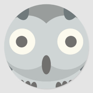 Peter the Owl Stickers