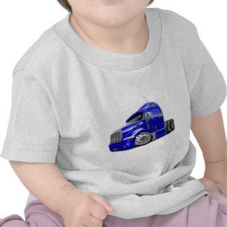 Peterbilt Blue Truck Tshirts