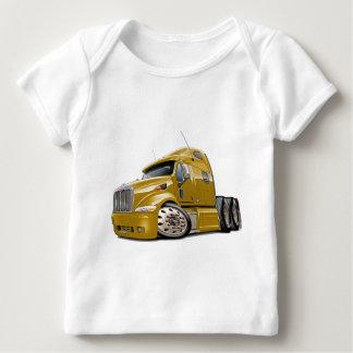 Peterbilt Gold Truck Baby T-Shirt