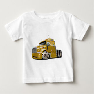 Peterbilt Gold Truck T-shirts