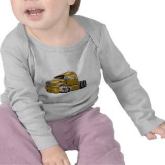 Peterbilt Gold Truck Shirts