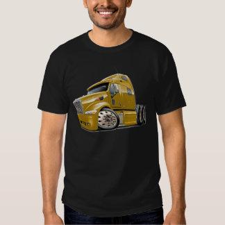 Peterbilt Gold Truck Tshirt