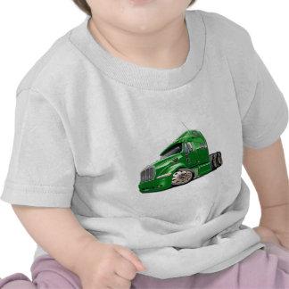Peterbilt Green Truck T-shirts