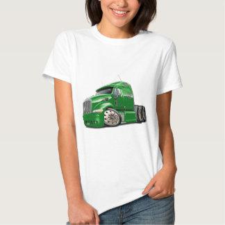 Peterbilt Green Truck Tshirt