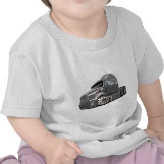 Peterbilt Grey Truck T-shirts