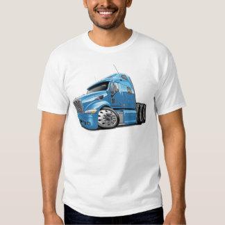 Peterbilt Lt Blue Truck Tees