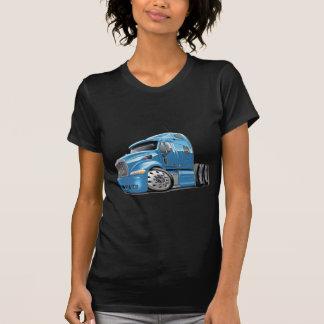 Peterbilt Lt Blue Truck Tee Shirts