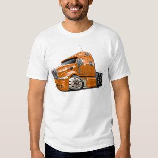 Peterbilt Orange Truck Shirt