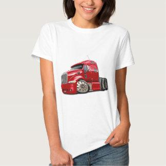 Peterbilt Red Truck Tee Shirt
