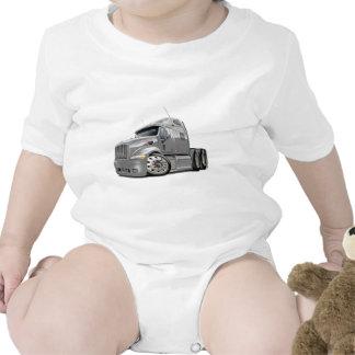 Peterbilt Silver Truck Tee Shirt