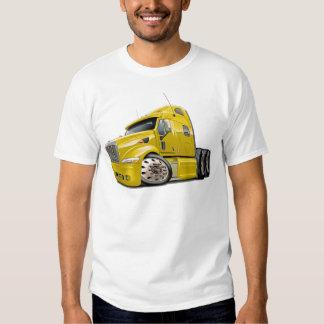 Peterbilt Yellow Truck Shirt