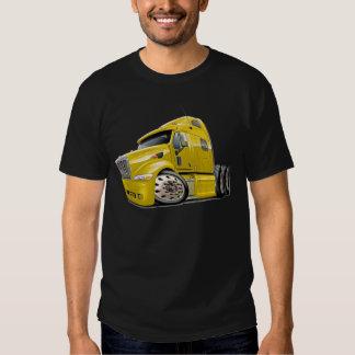 Peterbilt Yellow Truck T Shirt