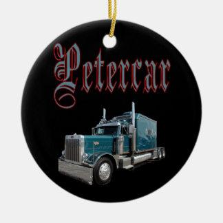 Petercar Christmas Ornament