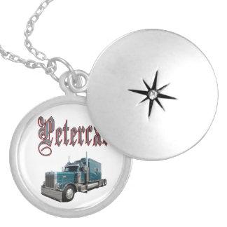 Petercar Locket Necklace