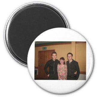 peterhead gig 023.JPG 6 Cm Round Magnet