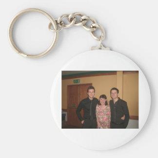 peterhead gig 023.JPG Basic Round Button Key Ring