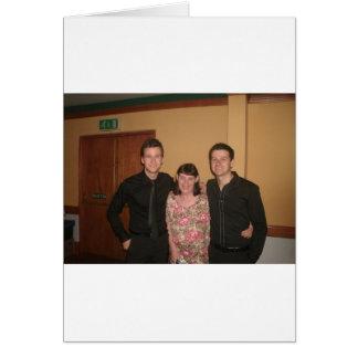 peterhead gig 023.JPG Greeting Card