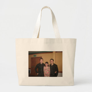 peterhead gig 023.JPG Large Tote Bag