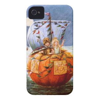 Peterkin Pumperkin and the Princess Case-Mate iPhone 4 Case