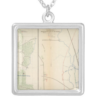 Petersburg Region Silver Plated Necklace