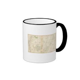 Petersburg, Va, Atlanta Campaign Ringer Mug