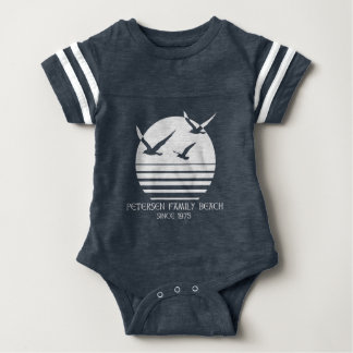 Petersen Family Beach Baby Baby Bodysuit