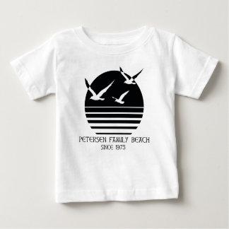 Petersen Family Beach Baby TShirt