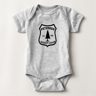 Petersen Family Camp Baby Baby Bodysuit