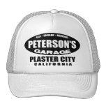 Peterson's Garage - Plaster City