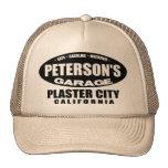 Peterson's Garage - Plaster City Cap