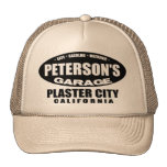 Peterson's Garage - Plaster City Hat