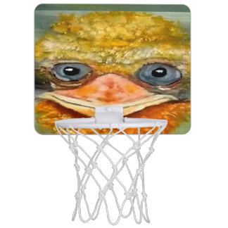Petey Mini Basketball Hoop