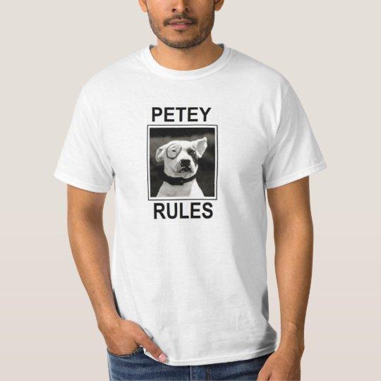 Petey Rules T-Shirt