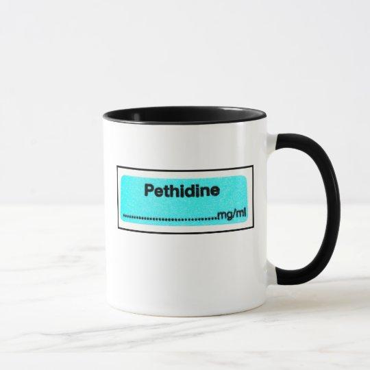 PETHIDINE MUG