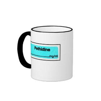 PETHIDINE RINGER MUG
