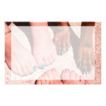 Peticure - Pedicure Spa Day Personalised Stationery