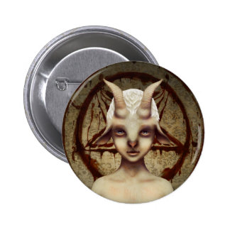 PETIT BAPHOMET Button Badge