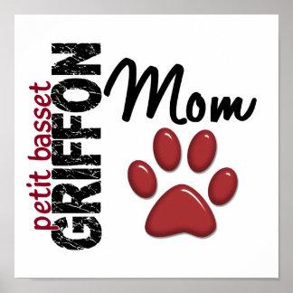 Petit Basset Griffon Mom 2 Poster