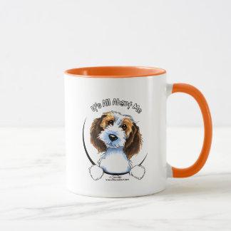Petit Basset Griffon Vendeen PBGV IAAM Mug