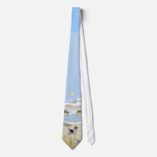 Petit Basset - Rowboat Tie
