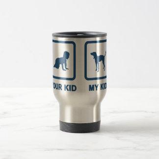 Petit Bleu de Gascogne Coffee Mugs